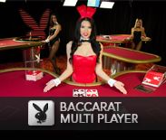 Playboy Baccarat Multi Player