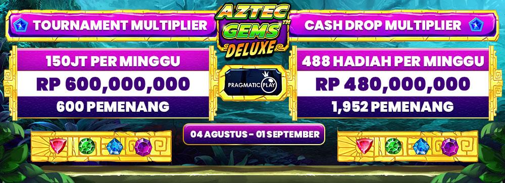PP Aztec Gems Deluxe Campaign